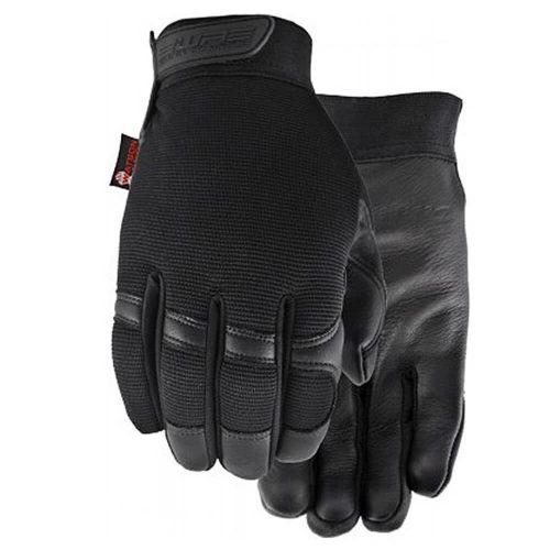 Watson City Slicker Gloves - Black