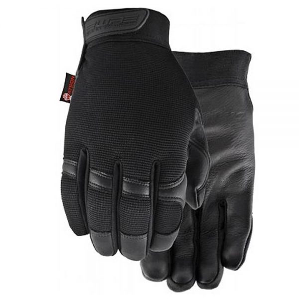 Watson City Slicker Gloves - Black