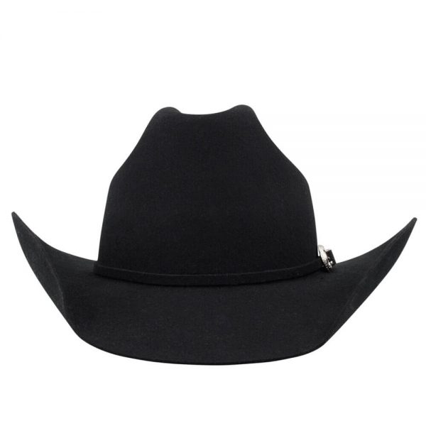 Bullhide Kingman Jr. Little Cowboy Hat - Black