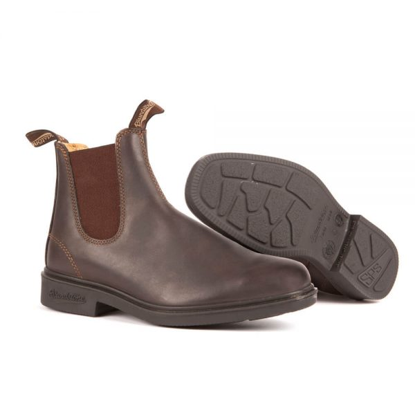 Blundstone 067 Chisel Toe in Brown