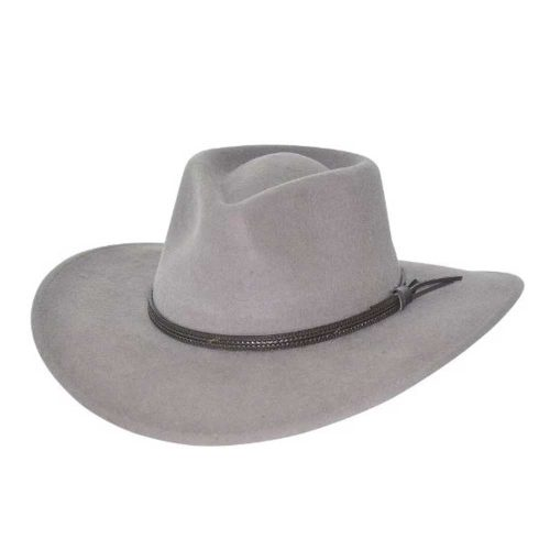 Bullhide Easygoin' Crushable Wool Hat
