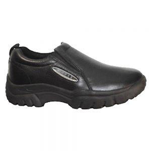 Roper Brand Slip-On Shoe - Black