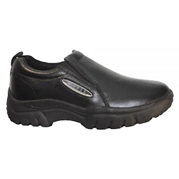 Roper Brand Slip-On Shoe - Black