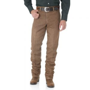 Wrangler® Cowboy Cut® Slim Fit Jean Black Whiskey