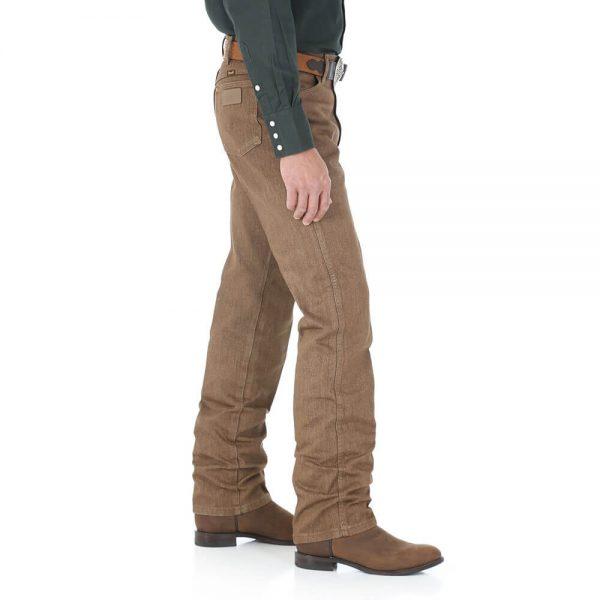 Wrangler® Cowboy Cut® Slim Fit Jean Black Whiskey