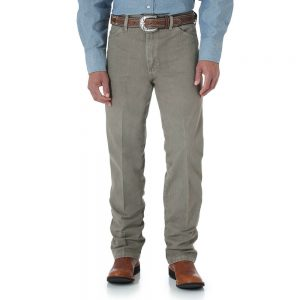 Wrangler® Cowboy Cut® Slim Fit Jean Trail Dust