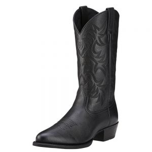Ariat Ladies Heritage Western R Toe Cowboy Boots