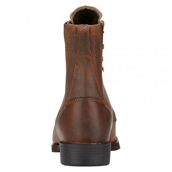 Ariat Women's Heritage Western Lacer II - Distressed Brown