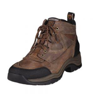 Ariat Mens Terrain H2O Shoes - Copper
