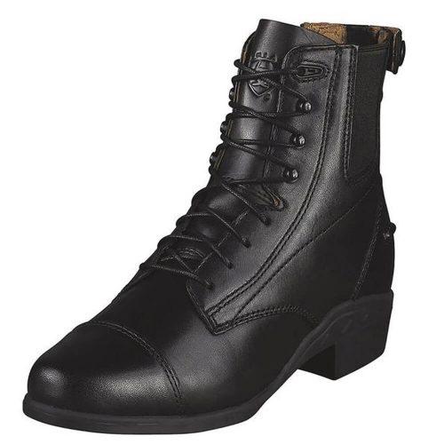 Ariat Ladies Performer Zip Paddock - Black