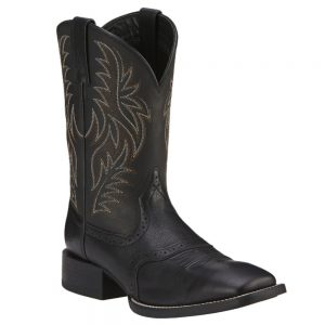 Ariat Men's Sport Western Cowboy Boots - Wide Square Toe