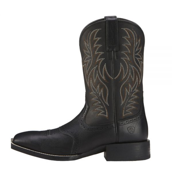 Ariat Men's Sport Western Cowboy Boots - Wide Square Toe