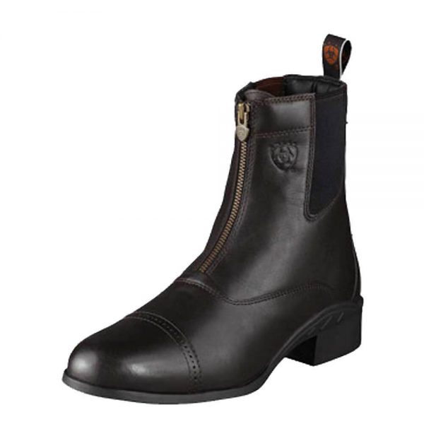 Ariat Ladies Heritage IV Zip Paddock - Black