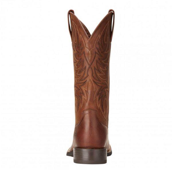 Ariat Mens Sport Horseman Brown Boots
