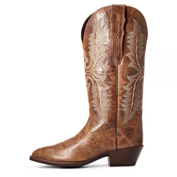 Ariat Women's Heritage Elastic Calf Western Boot