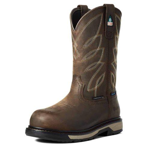 Ariat Women's Riveter CSA Waterproof Composite Toe Work Boot