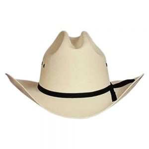 Bullhide Kids Cowboy Hat - White