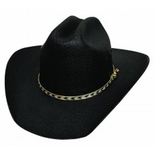 Bullhide Kids Cowboy Hat - Buddy in Black