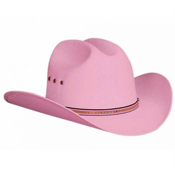 Bullhide Kids Cowboy Hat - Buddy in Pink