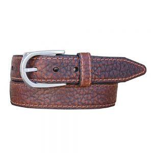 Lejon Vintage Bison Men's Pinnacle Belt
