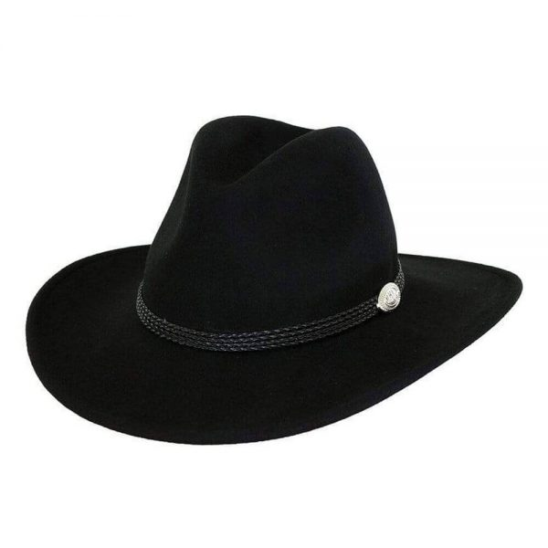 Outback Trading Company Shy Game 1307 - Black