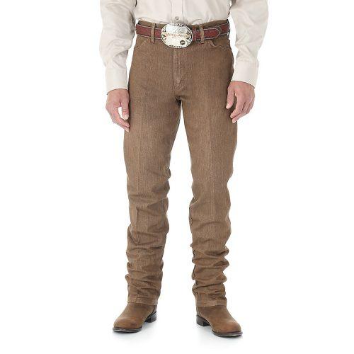 Wrangler Prewashed Jeans Black Whiskey Cowboy Cut