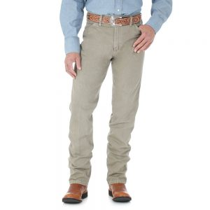 13MWZ Wrangler® Cowboy Cut® Original Fit Jean Trail Dust
