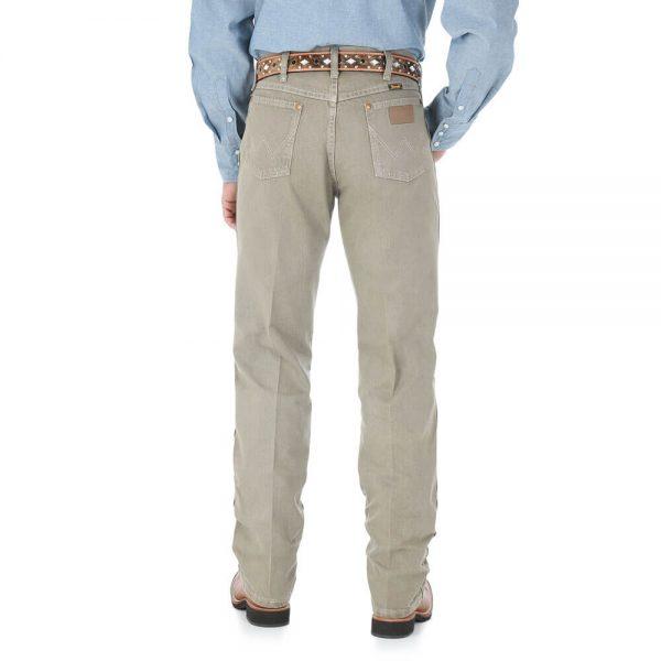 13MWZ Wrangler® Cowboy Cut® Original Fit Jean Trail Dust