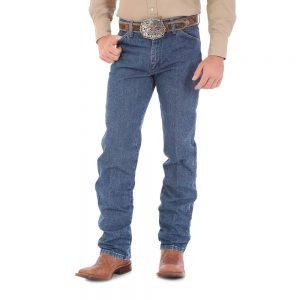 Wrangler® Cowboy Cut® Original Fit Jean In Stonewashed