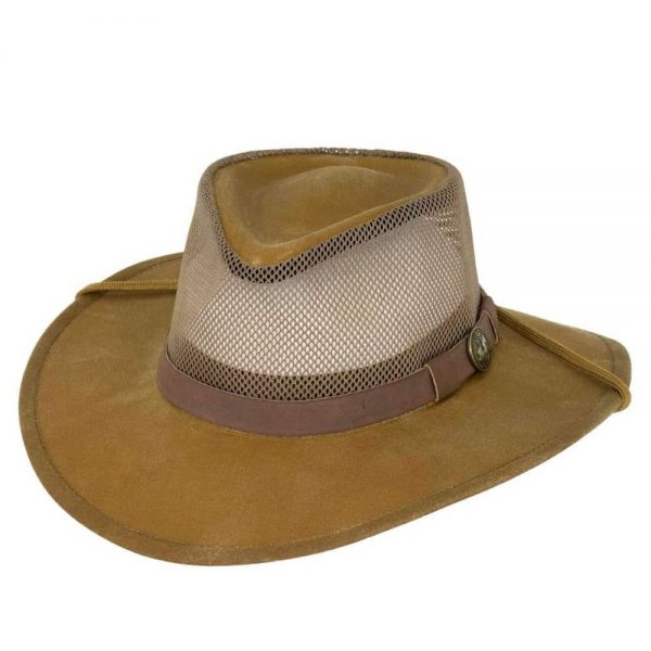 Outback Trading Kodiak with Mesh Hat