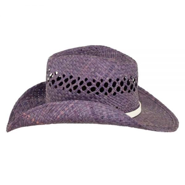 Outback Trading Hamilton Hat - Purple
