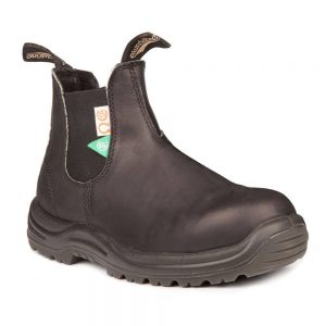 Blundstone 163 Greenpatch CSA in Black