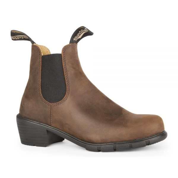 Blundstone 1673 - Women's Series Heel Antique Brown
