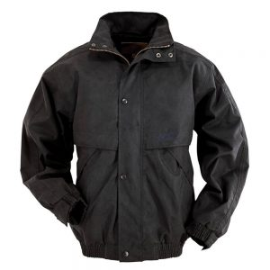 Outback Trading Microsuede Rambler Jacket - Black