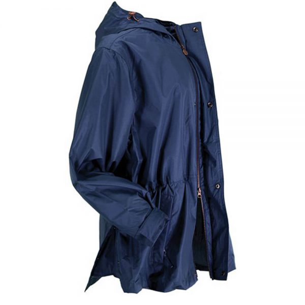 Outback Trading Pak-A-Roo Parka - Navy