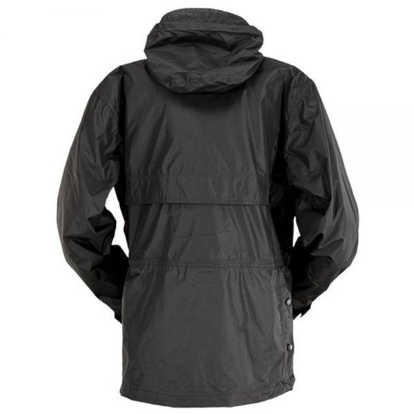 Outback Trading Pak-A-Roo Parka - Black