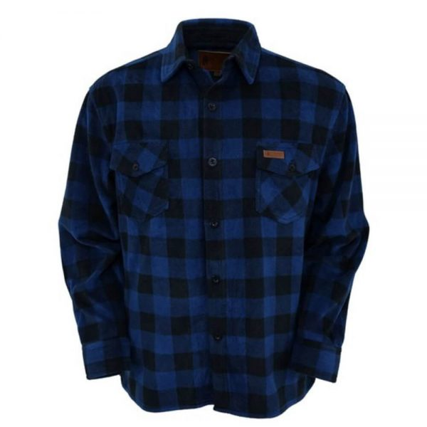 Outback Trading Big Shirt - Blue