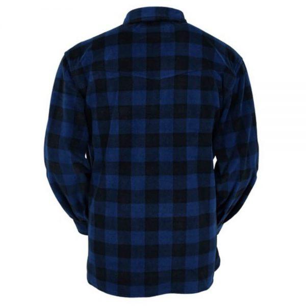 Outback Trading Big Shirt - Blue
