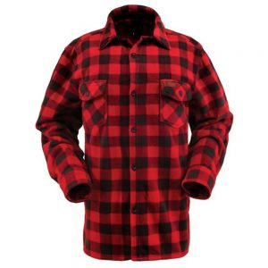 Outback Trading Big Shirt - Red