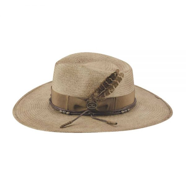 Bullhide Hats Race for Love Straw Cowboy Hat