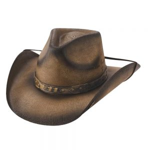 Bullhide Hats Norbeck Straw Cowboy Hat