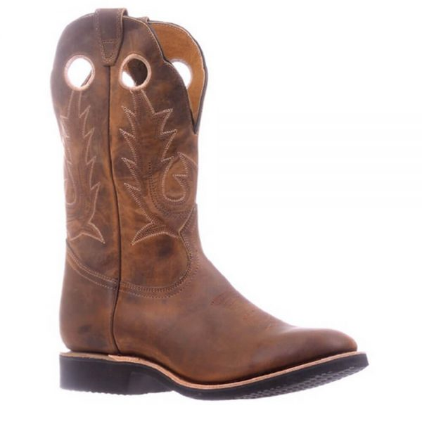 Boulet HillBilly Golden Full Round Cowboy Toe