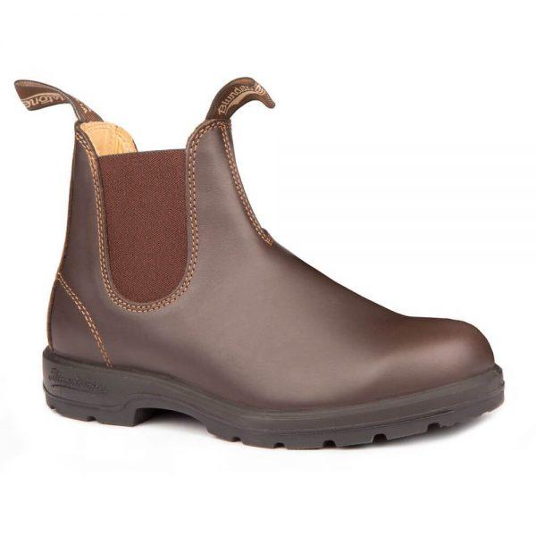 Blundstone 550 Leather Lined Original in Walnut