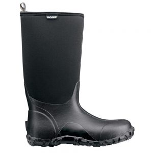 Bogs Mens Classic High Boots - Black