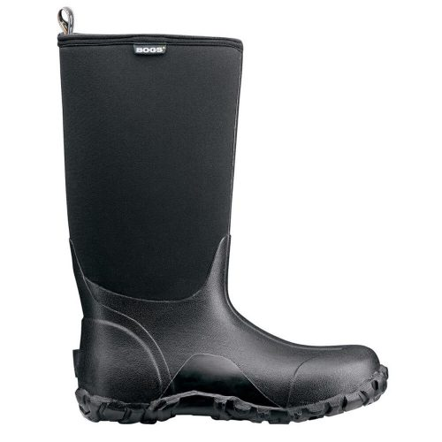 Bogs Mens Classic High Boots - Black