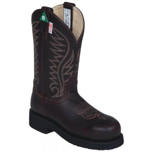 Canada West Ladies' Work Boots - C.S.A. Grade 1 Steel Toes