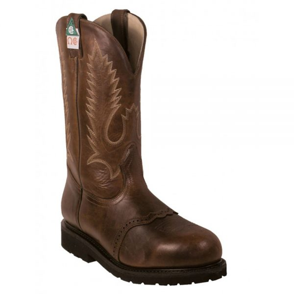 "Boulet Men's 14"" Work Boot Style CSA"