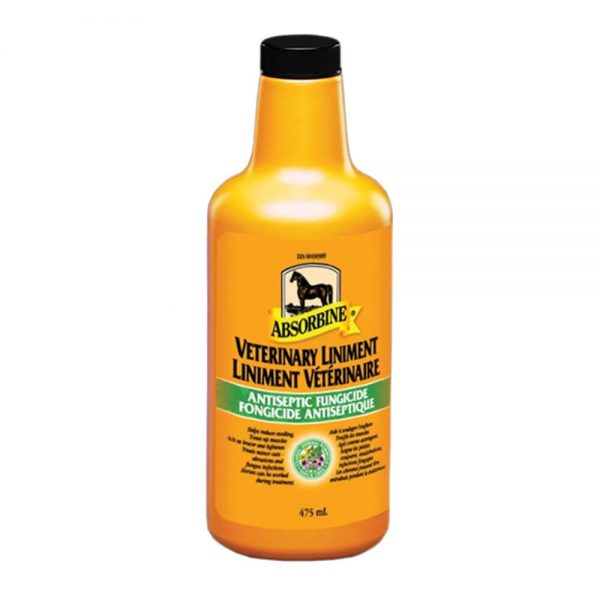 Absorbine Veterinary Liniment - 475 ML