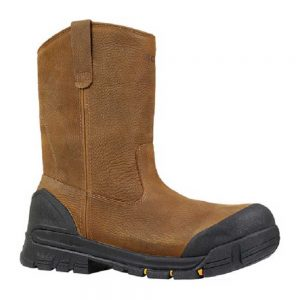 Bogs Men's Bedrock CSA Wellington Composite Toe Boots - Brown