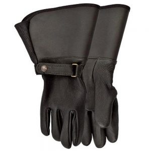 Watson Interstate Motorcycle Gloves - Black